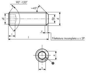 Ad alta resistenza bullone a testa esagonale/ /zincato M16/16/mm diametro filettatura x 85/mm di lunghezza confezione da 2