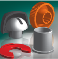MINIPLAST: technical plastic and metal parts