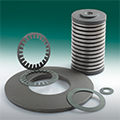 Christian Bauer disc springs - DIN 2093<br>