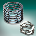 Smalley® Spiral retaining rings and wave springs